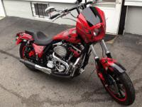 1991 Harley Davidson FXR-S Fully Custom. As of now, not