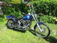 1991 Harley Davidson Soft Tail Custom Excellent