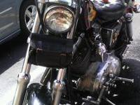 1991 Harley Sportster 1200, VERY low miles! *11k