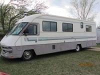 1991 Holiday Rambler HR1000. 1991 Holiday Rambler