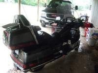 1991 Honda Aspencade , with Reverse...1500cc....Saddle