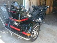 1991 Honda Gold Wing 1500, 1991 Goldwing GL1500 Trike