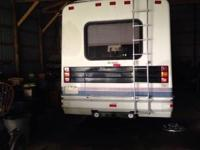 This motorhome belonged to our Mom, who passed away