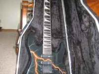 Up for sale is my gorgeous Jackson Soloist, serial