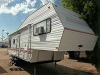 1991 Jayco Eagle 30 Oldie however a Goodie Cheap space