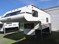 1991 Lance Squire LS6000 Camper...10' 6...for long bed