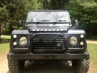 1991 Land Rover Defender 110 4x4 High Capacity Pick Up