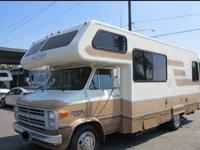 ,,,,...1991 Lazy Daze 22' Class C Motorhome, model 22M.