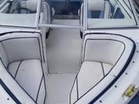 1991 Marlin Bowrider with a 4 cylinder Mercruiser