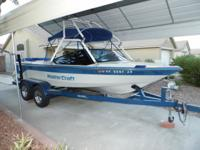 1991 MastercraftWakeBoard ski Boat Pro star 190. Ford