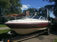 1991 Maxum 2100 SC Boat is located in