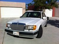 For Sale by Owner, 1991 Mercedes 300E Excellent