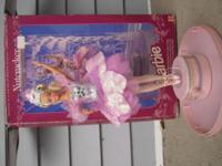 Nutcracker ~ BARBIE Musical Ballerina Doll #5472. Price