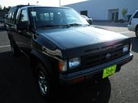 New Arrival... 4 Wheel Drive! This 1991 Nissan Truck is