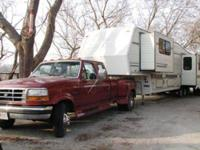 Owned since 2001. Would consider selling trailer by