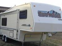 1991 Nu Wa Snowbird. Considered to be fully self