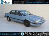 1991 Oldsmobile Cutlass Our Location is: Nelson Mazda -