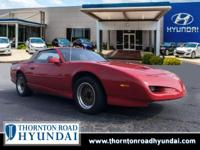 WOW !!! THIS FIREBIRD IS CLEAN. MUST SEE TO BELIEVE.