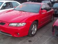 1991 Pontiac Grand Prix 4.3 Liter Engine  ALL BODY