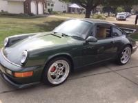 1991 Porsche 964 Carrera Coupe 3.6 L  For Sale is this
