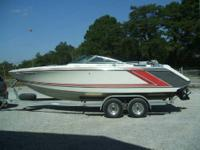 1991 Powerquest 222 Spectra XL powered by 454 Mercury
