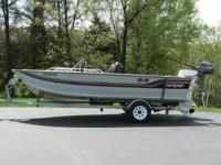 1991 Sea Nymph Fish n Ski SS-175 Please call boat owner