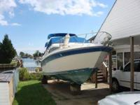 Boat Type: Power What Type: Small Cruiser Year: 1991