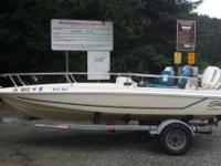 For Sale:  1991 Sea Swirl Ski Boat with new Evinrude