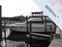 - Stock #73620 - This 1991 Silverton 41 ft Aft Cabin