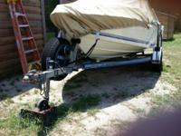 1991 I/O,SKI OR FISHING, NEW TIRES, RUNS GREAT,NEW