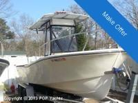 1991 Swan Point 19 Center console in excellent