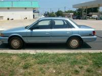 1991 Toyota Camry. This vehicle has about 115 k miles.