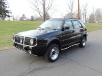 1991 Volkswagen Golf Country Chrome SYNCRO 4WD.  For
