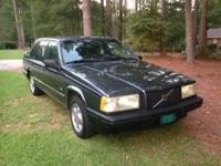 1991 Volvo 740 Turbo. Restored and in great