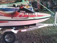 1991 Yamaha Wave Runner 650 Runs great and current