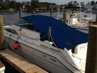 I have a 1991 22' searay inboard cabin. This is a clean