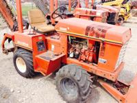 Trenchers Compact Trenchers. 1991 Ditch Witch  Ditch