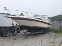 Great boat ready for summer! Hate to see her go but