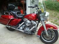 1991 FLHS Harley great cond. runs great paint is
