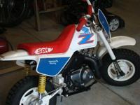 1991Honda Z50 1991 Honda Z50, 4-stroke,