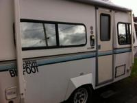 BIGFOOT 1992 17ft Fiberglass Trailer Abbotsford,