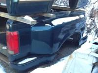 1992 - 1996 FORD STEPSIDE TRUCK BED,  6FT.,  WITH