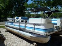 1992 20ft Beachcomber with 50hp Johnson. Short term