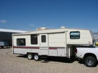 1992 27ft Terry 5th Wheel $4999 No Leaks Ready to Go