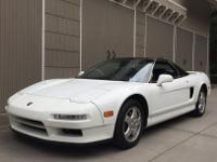 1992 Acura NSX White 23k Miles 5 Speed Rare.  Up for