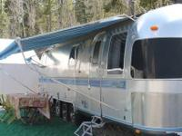 1992 Excella 1000 - 34ft. Remodeled Airstream. West Elm
