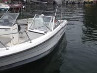 1992 BAYLINER TROPHY Open Bow Dual Console  -Great