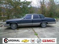 1992 cadillac brougham for sale in owensboro kentucky classified. Black Bedroom Furniture Sets. Home Design Ideas