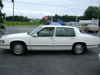 Options Included: N/A1992 Cadillac Deville, Touring