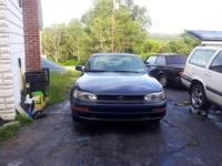 Up for sale Is a 1992 Toyota Camry Runs and drives